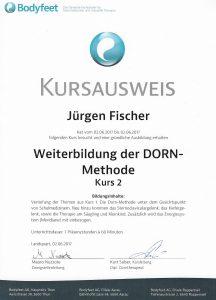 Weiterbildung der DORN-Methode Kurs 2